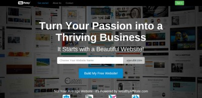 SiteRubix - Build Stunning Free Websites!.clipular