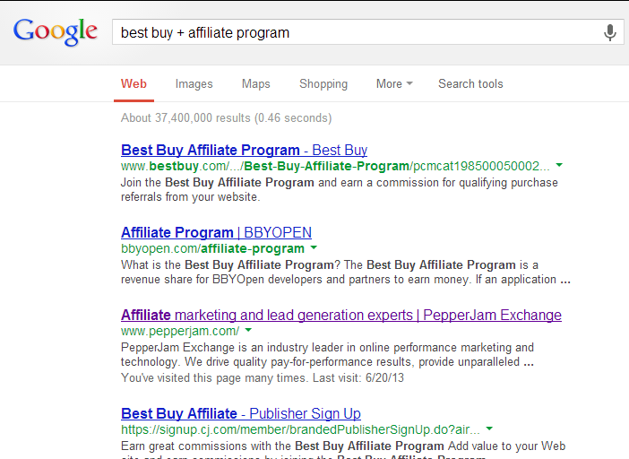 best dating affiliate program 2013