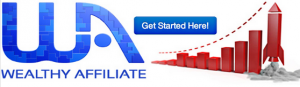 wealthy affiliate get started