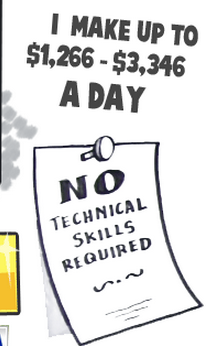 no-technical-skills-required