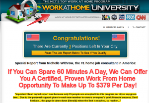 work-at-home-university-scam-sales