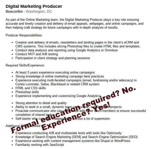 Advertising and Marketing what subjects do you need to take for the first years if college