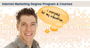 internet marketing degree guy