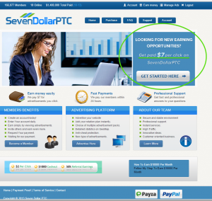 Don't Fall For The Seven Dollar PTC Scam