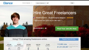 hire freelance blog writer