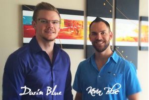 kevin and darin blue