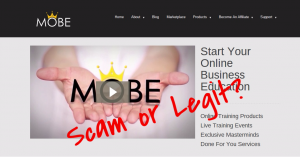 mobe scam