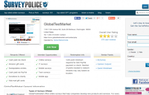 survey police gtm