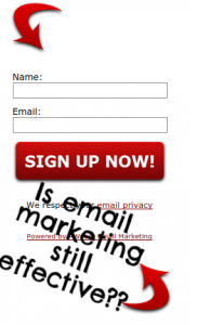 How Effective is Email Marketing in 2016?