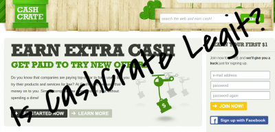 is cashcrate legit