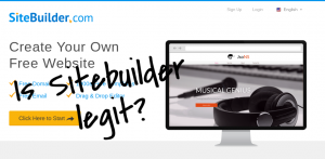Sitebuilder Review – 7 Reasons to Avoid!