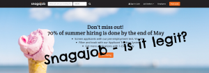 Is SnagAJob.com a Legit Site To Find a Job After College?