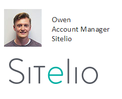 sitelio account manager