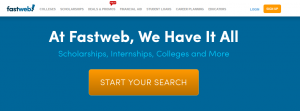 FastWeb College Scholarships – Oh What a Web We Weave