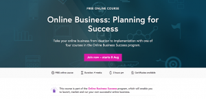 free online course with futurelearn