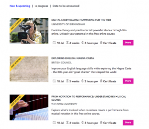 futurelearn courses 1