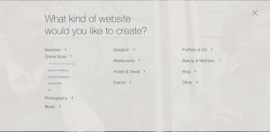 wix-website-categories